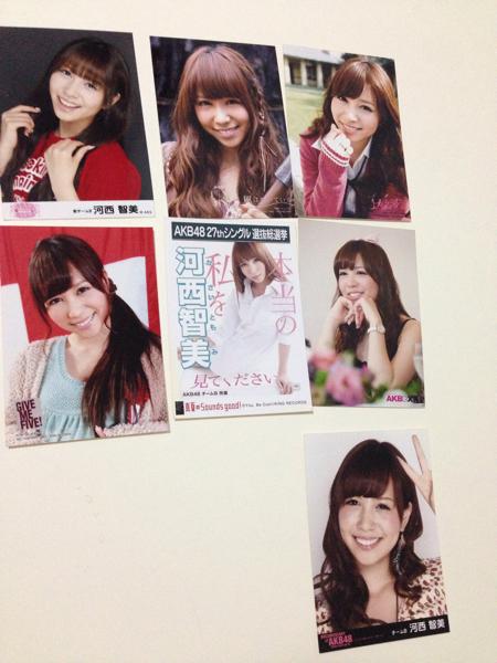 AKB 河西智美 まとめ売り 検) CD BLT 会場 DVD 劇場 通常盤