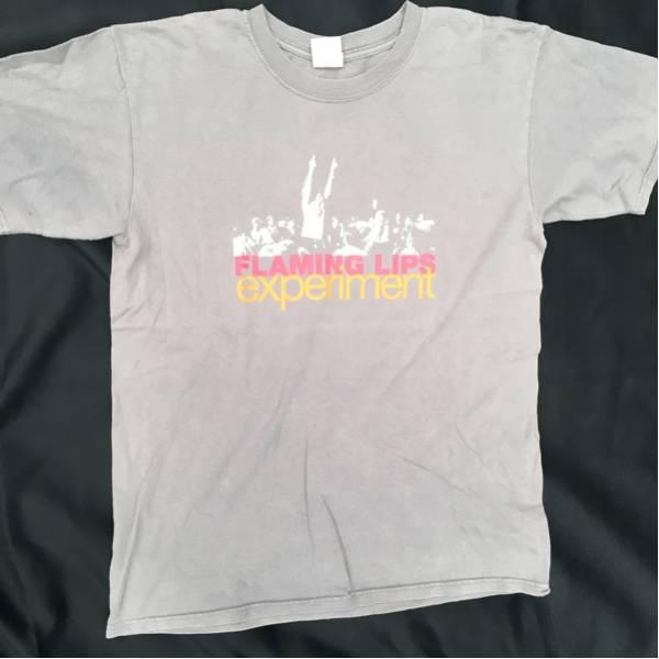 90's FLAMING LIPS Tシャツ ヴィンテージ バンド フレーミングリップス ロック NIRVANA オルタナ