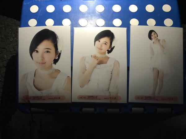HKT48 兒玉遥 関東ホールツアー4/1 さいたま会場コンプ ライブグッズの画像