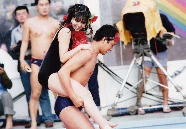 石野真子 レア生写真 2