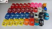 【玩具】チョロQ ボディーパーツ 色々セット ホンダ フェラーリ 日産 GT 青 赤 黄 白 カスタムフィギュア コレクション 組立 プラモ