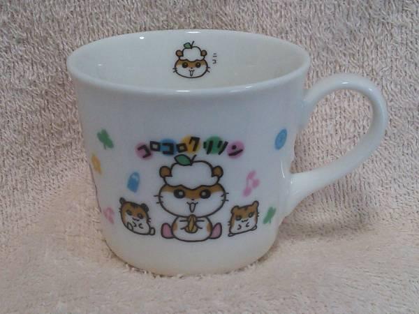 サンリオ コロコロクリリン マグカップ (1) 2000 グッズの画像