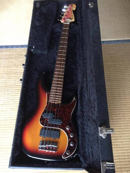 超レア初期 American Deluxe Precision Bass 5弦 美品 アメデラ プレベ