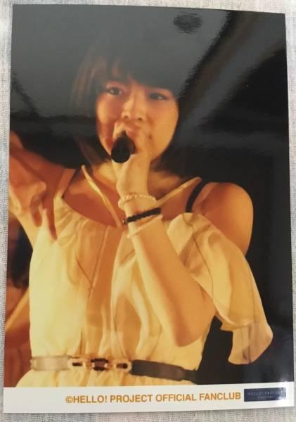 Juice=Juice 金澤朋子 FC限定 会報69号使用生写真 ファーストライブツアー2015 News=News ~各地よりお届けします!~ ライブ風景
