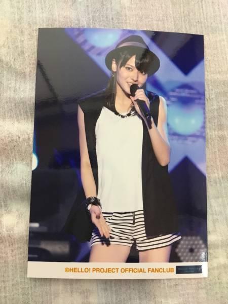 ℃-ute 矢島舞美 FC限定 会報68号アザーカット生写真