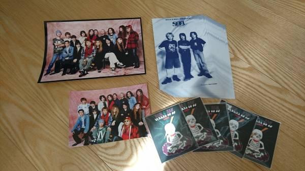 SparksGOGO◆ポストカード20枚、ステッカー5枚、写真2枚、非売品◆スパークスゴーゴー◆非売品レア