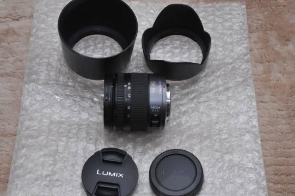 Panasonic LUMIX G VARIO 14-45mm F3.5-5.6 ASPH MEGA O.I.S