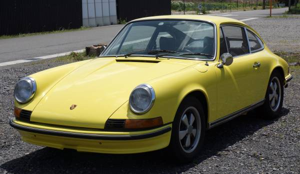 【個人コレクター代理出品】ポルシェ/Porsche 911T 1973年 オリジナルエンジ