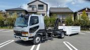 三菱 ファイター アームロール 美車 バッカン付き 最大積載量4000kg 売りきり お買い得