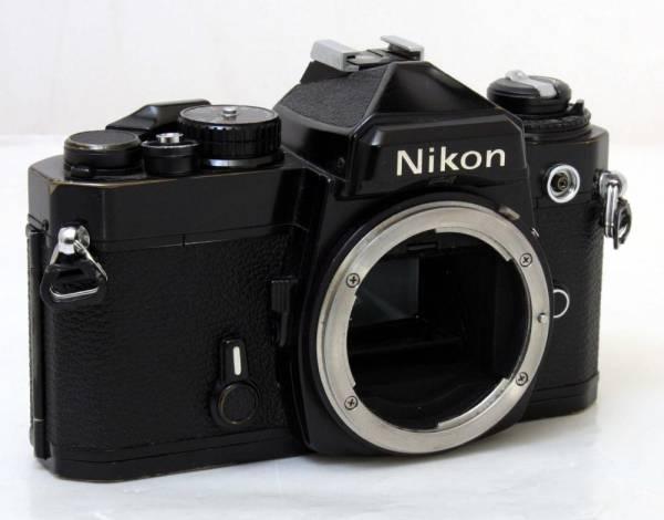 Nikon FE ボディ ★ジャンク