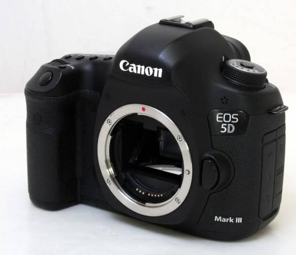 Canon EOS 5D Mark III ボディ★美品・正常作動保証付(135889)