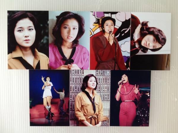 レア☆浅野ゆう子写真Lサイズ14枚セット