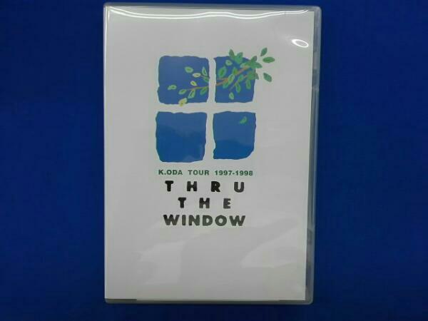 小田和正 THRU THE WINDOW LIVE コンサートグッズの画像