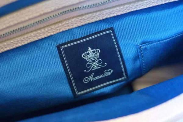 ADMJ エーディーエムジェイ トートバッグ ハンドバッグ 鞄 定番 日本製 レディース レザー 革 ピンク b6571_画像8