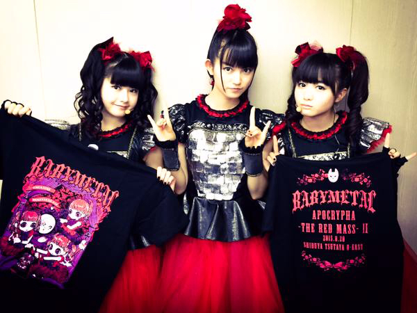☆新品未開封☆BABYMETAL THE RED MASS II 赤ミサ2TEE Tシャツ 【Sサイズ】★