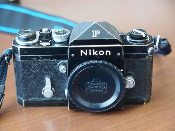 NIKON F アイレベル ブラック 643万台 前期