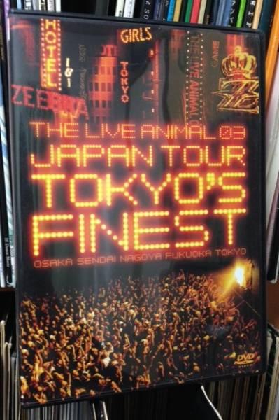 Zeebra / Tokyo's Finest Tour *般若 安室奈美恵 Aktion Big-O