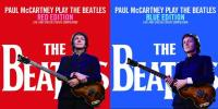 Paul McCartney ポール・マッカートニー Play The Beatles  Red&Blue  新品プレス4CD 送込