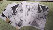 ■空廼カイリ/モノクローム・ファクター/複製原画セット