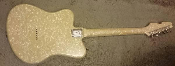 Thinline系 Italia Guitars Modena Semitone 美品中古【送料にご注意願います】
