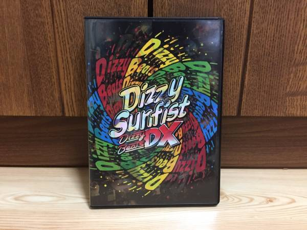 Dizzy Sunfist 「Dizzy Beats DX」 検) BUZZ THE BEARS THE SKIPPERS HEY-SMITH GOOD4NOTHING ENTH BACK LIFT dustbox 10-FEET ライブグッズの画像
