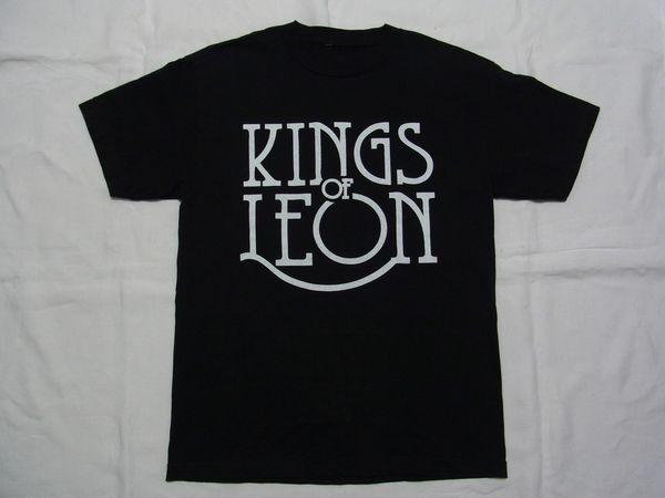 ☆美品☆ KINGS OF LEON キングス・オブ・レオン 全米ツアー Tシャツ ☆USA古着 ロック バンド The Strokes The Datsuns Mando Diao