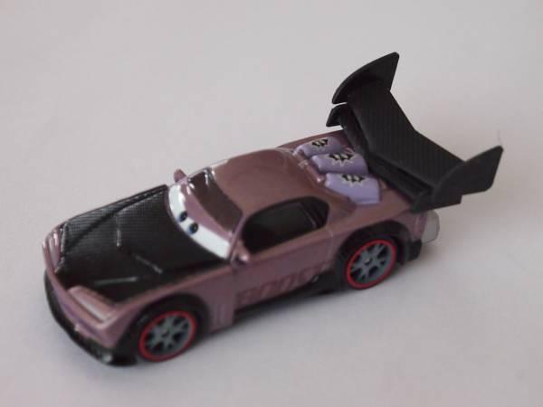 マテル Mattel ディズニー カーズ Cars ブースト BOOST ディズニーグッズの画像
