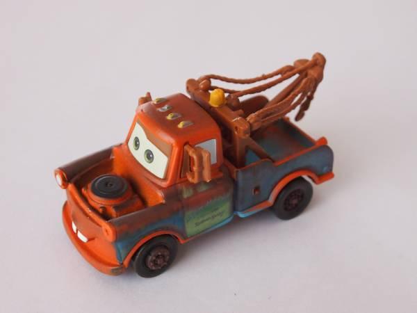 マテル Mattel ディズニー カーズ Cars メーター Mater ディズニーグッズの画像