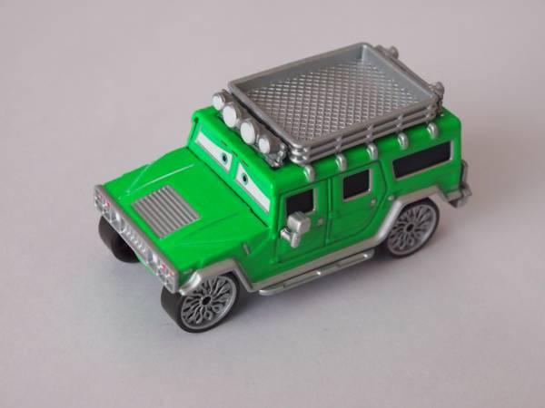 マテル Mattel ディズニー カーズ Cars T.J. ディズニーグッズの画像