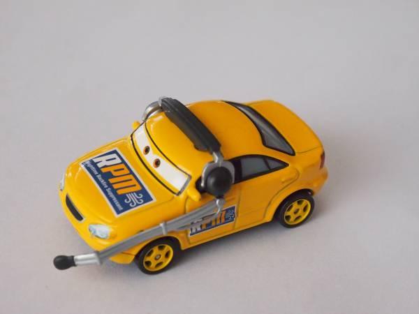 マテル Mattel ディズニー カーズ Cars チーフ PPM Chief PPM ディズニーグッズの画像