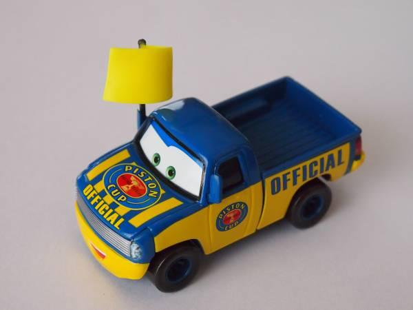 マテル Mattel ディズニー カーズ Cars デクスター フーバー RADIATOR SPRINGS Classic Dexter Hoover ディズニーグッズの画像