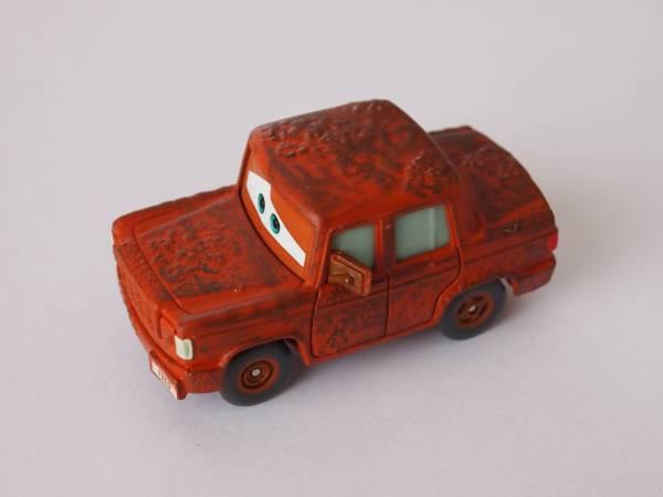 マテル Mattel ディズニー カーズ Cars フレッド Fred ディズニーグッズの画像