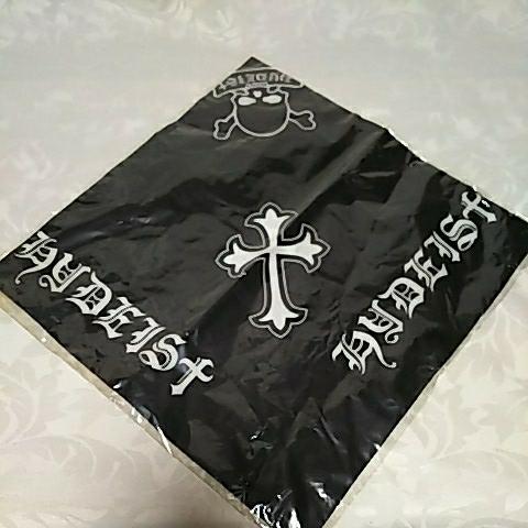 【未開封】2004 FIRST TOUR HYDEISTグッズ バンダナ