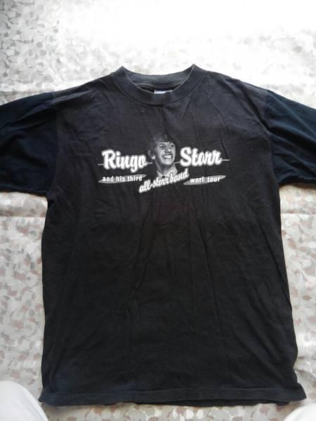 リンゴスター ビートルズ Tシャツ RINGO STARR & HIS ALL STARR BAND 1995年 中古