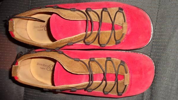 DAITA KIMURA 英国製 スエードコンビ靴 コマンドソール used 良品 5