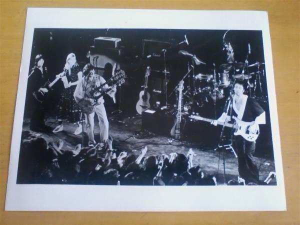 Paul McCartney & Wings プロモ Promo 写真 MPL製!! アルバム「Speed Of Sound」_画像1