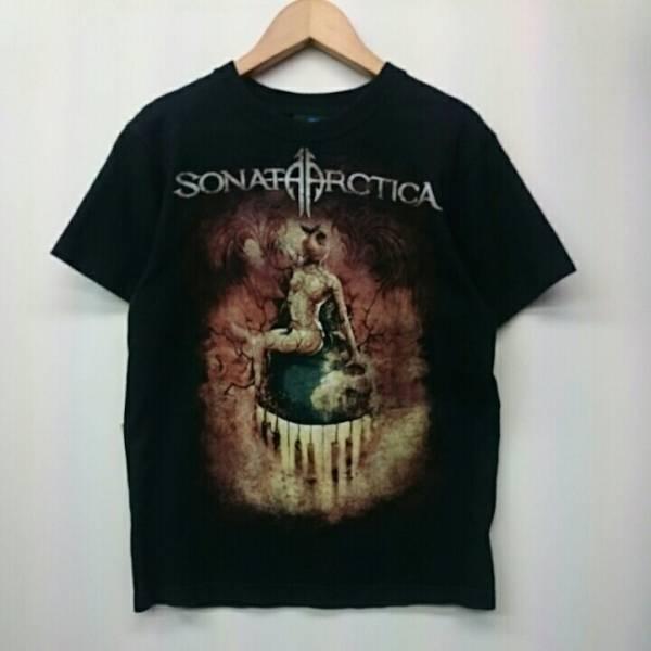 SONATA ARCTICA ソナタアークティカ LOUD PARK12 Tシャツ フィンランド パワーメタルバンド 2012 ヴィンテージ vintage バンドTシャツ