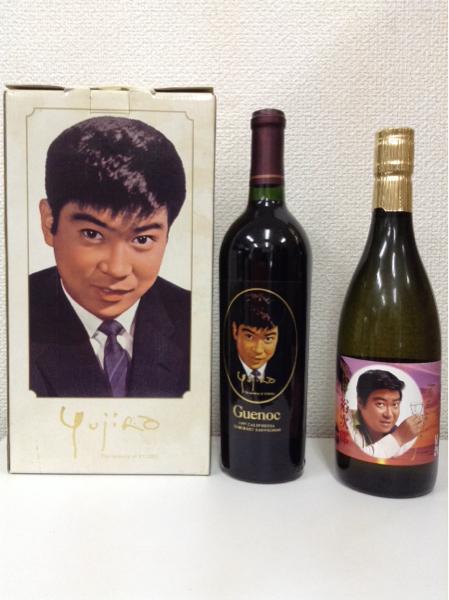 Cー 石原裕次郎 記念品 メモリルボックス 古酒 2704G