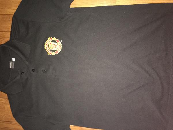 マンチェスターユナイテッド公式ポロシャツ グッズの画像