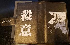 Gilles de Rais 手帳型スマートフォンケース ※ジルドレイ 殺意