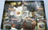 【YE21】無選別 外国古銭 世界のコイン 硬貨 大量 約4.6kg
