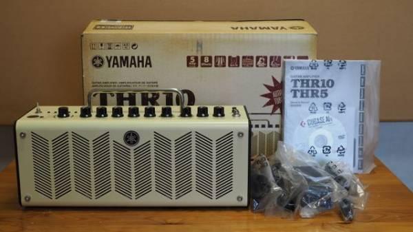 YAMAHA ギターアンプ THR10 中古美品