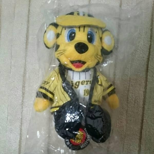 はっぴトラッキー☆阪神タイガース☆ぬいぐるみ グッズの画像