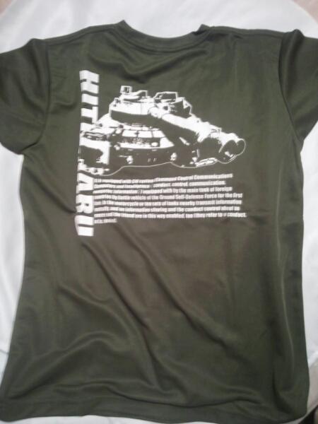 戦車 Tシャツ サイズ L_画像2