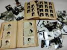 昭和30年代◆テレビコマーシャル CM制作 印画紙 古写真資料一括◆家電『三種の神器』 扇風機 掃除機 カラーテレビ◆昭和レトロ