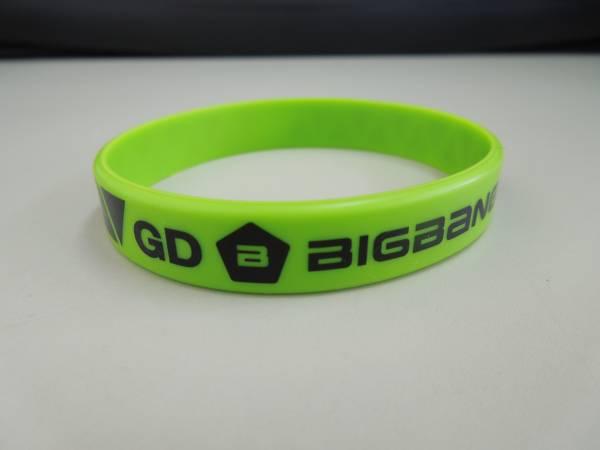 【 BIGBANG 】 シリコン リストバンド GD