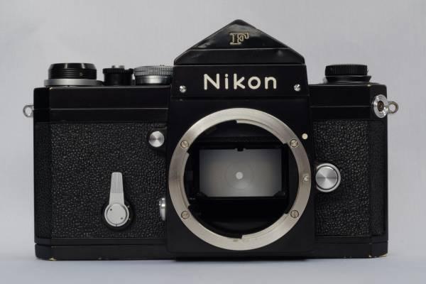 Nikon ニコン F アイレベル ブラック 中期 タイプ 点検 整備 済 中古