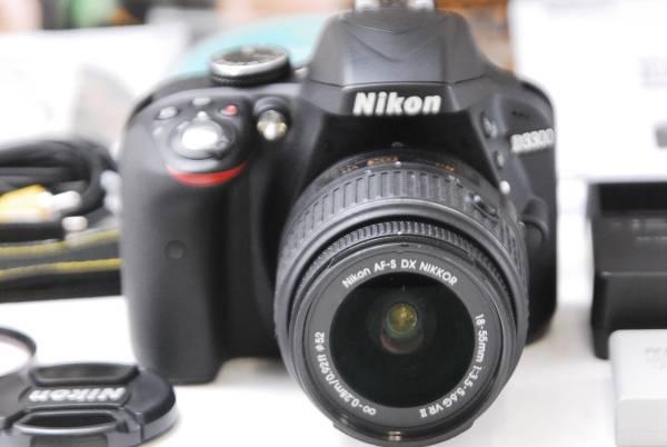 ★極美品★ NIKON ニコン D3200 18-55 VR レンズキット