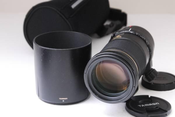 ★希少良品★ TAMRON タムロン SP AF Di LD 180mm F3.5 MACRO EOSマウント フード ケースつき