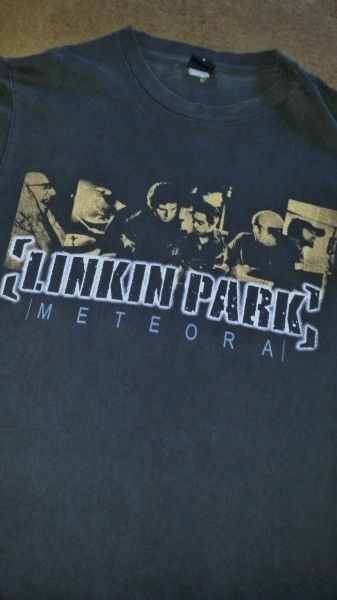 LINKINPARK Tシャツ METEORA リンキンパーク